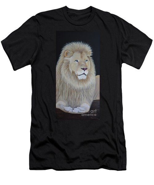 Gentle Paws Men's T-Shirt (Athletic Fit)