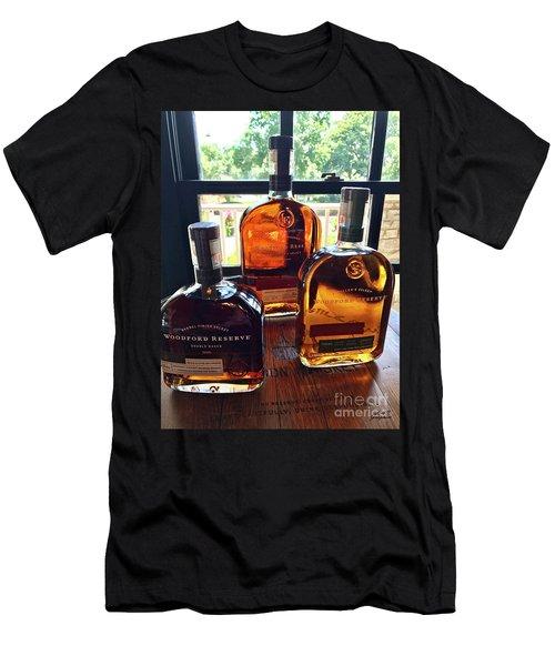Golden Bourbon Men's T-Shirt (Athletic Fit)