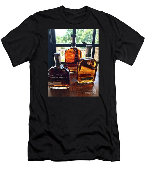 Golden Bourbon Men's T-Shirt (Athletic Fit)