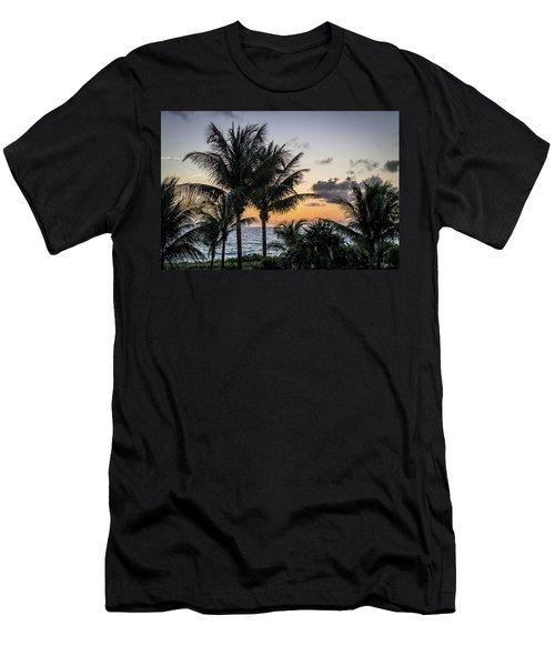 Good Morning, Sun Men's T-Shirt (Athletic Fit)