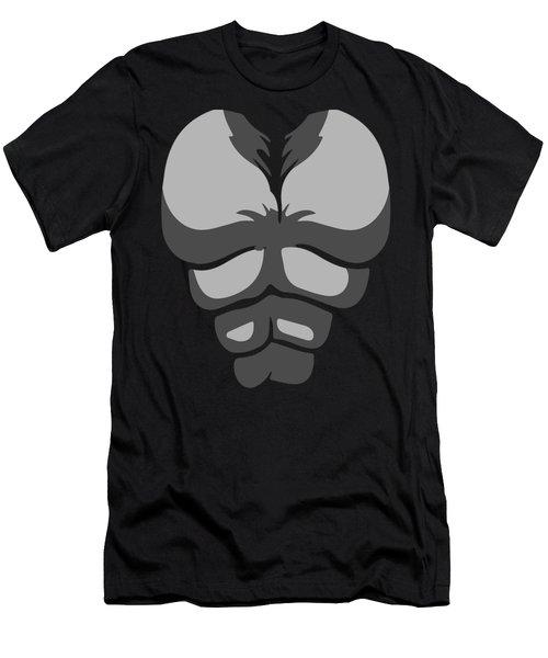 Gorilla Chest Costume Men's T-Shirt (Athletic Fit)