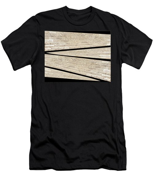 Greek Layers Men's T-Shirt (Athletic Fit)