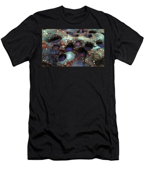 Grinding Rock Men's T-Shirt (Athletic Fit)