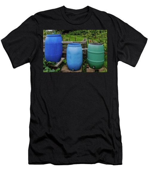 Hand Over The Cash. Men's T-Shirt (Athletic Fit)