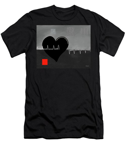 Heartbroken Men's T-Shirt (Athletic Fit)