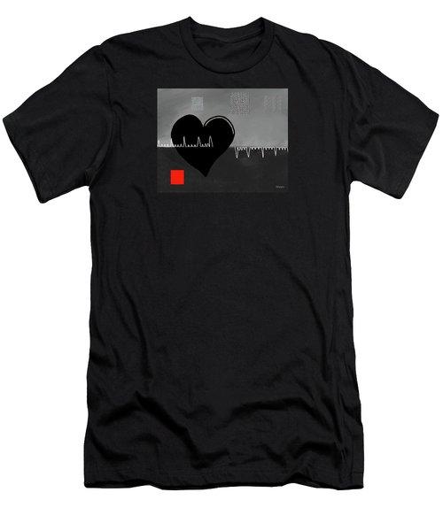 Heartbroken Men's T-Shirt (Athletic Fit)