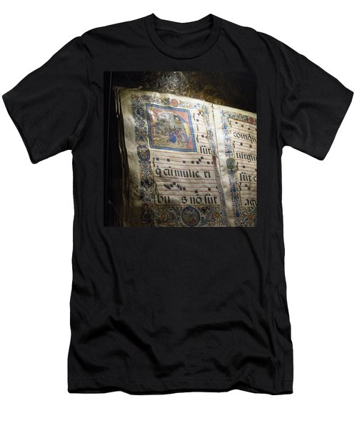 Men's T-Shirt (Athletic Fit) featuring the photograph Heavenly Music by Alex Lapidus