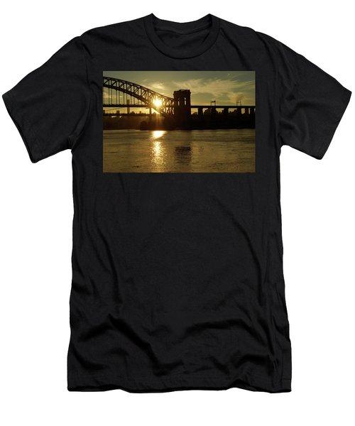 Hellgate Sun Beam Men's T-Shirt (Athletic Fit)