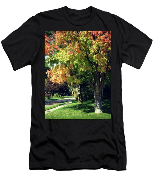Her Beautiful Path Home Men's T-Shirt (Athletic Fit)