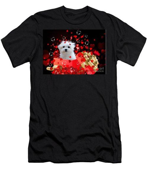 Hermes The Valentine Boy Men's T-Shirt (Athletic Fit)