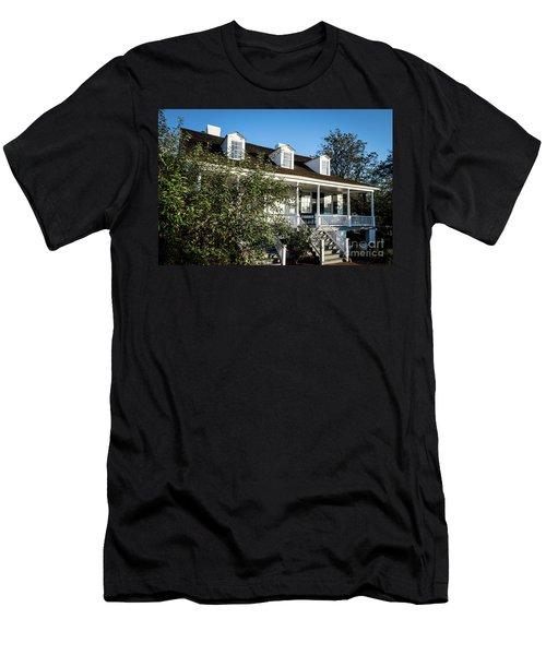 Historic Meadow Garden Augusta Ga Men's T-Shirt (Athletic Fit)