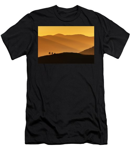Holy Mountain Men's T-Shirt (Athletic Fit)