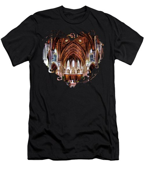 Holy Name Cathedral Men's T-Shirt (Athletic Fit)