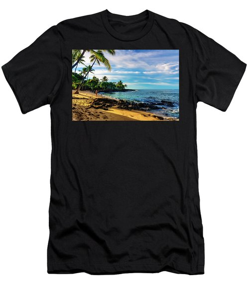 Honl Beach Men's T-Shirt (Athletic Fit)