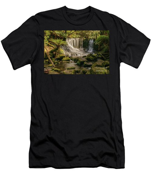 Horseshoe Falls 01 Men's T-Shirt (Athletic Fit)
