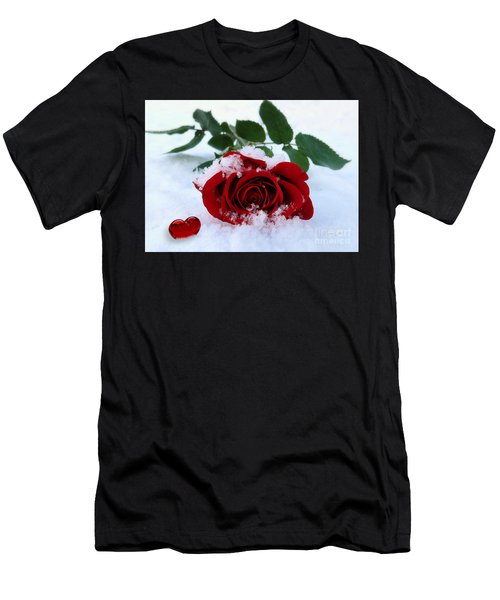 I Give You My Heart Men's T-Shirt (Athletic Fit)