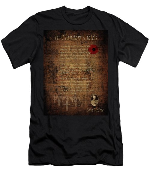 In Flanders Fields 2 Men's T-Shirt (Athletic Fit)