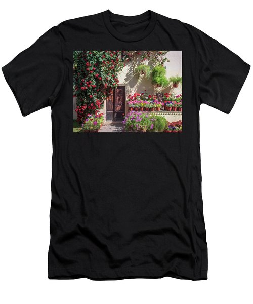 In The Garden Men's T-Shirt (Athletic Fit)