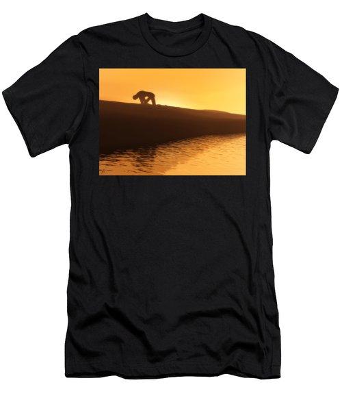 Indomitable Men's T-Shirt (Athletic Fit)