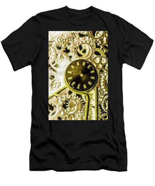 Industrialized Men's T-Shirt (Athletic Fit)