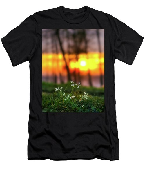Men's T-Shirt (Athletic Fit) featuring the photograph Into Dreams by Davor Zerjav