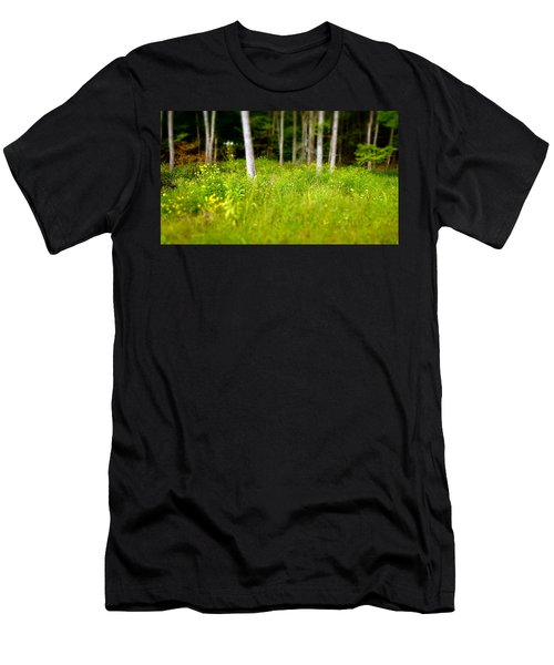 Into The Wild Men's T-Shirt (Athletic Fit)