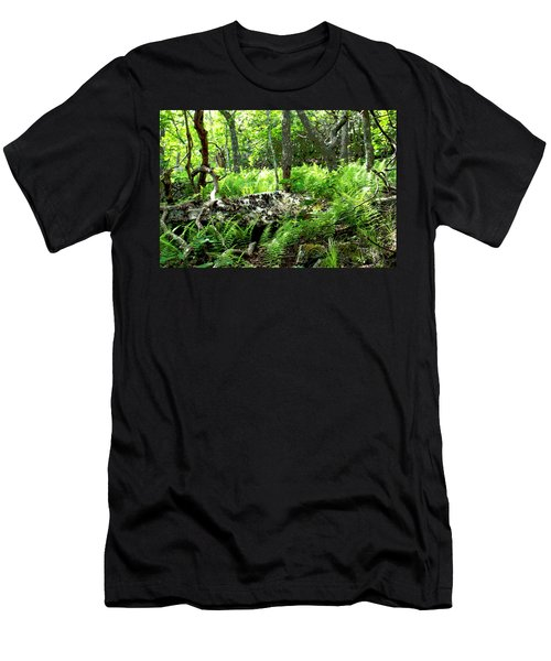 Into The Woods II Posterized Men's T-Shirt (Athletic Fit)