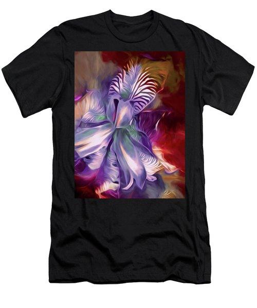 Iris Splendor 12 Men's T-Shirt (Athletic Fit)