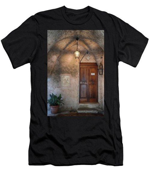 Italian Charm Men's T-Shirt (Athletic Fit)