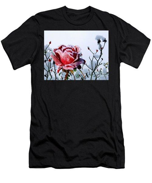 Jack Frost Men's T-Shirt (Athletic Fit)