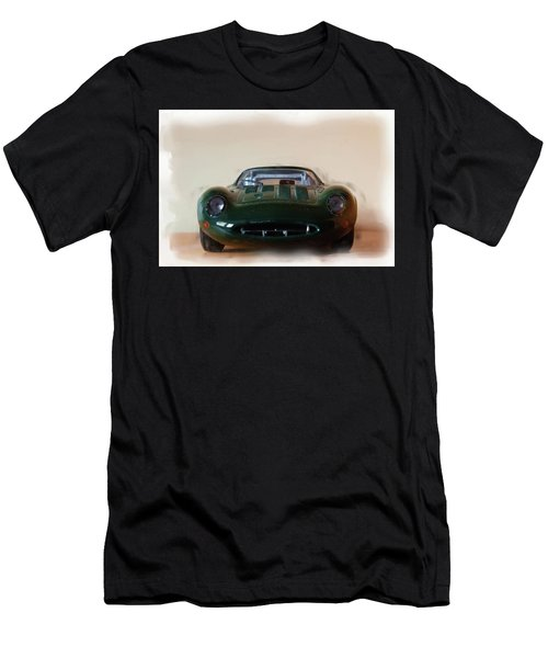 Jaguar Xj13 Men's T-Shirt (Athletic Fit)