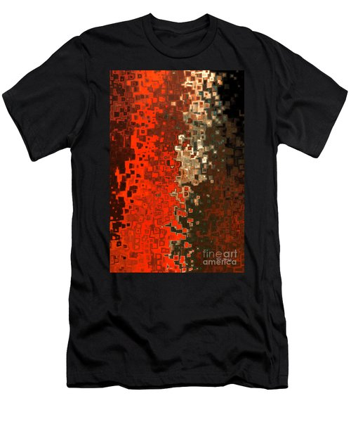 James 5 16. Praying For A Change Men's T-Shirt (Athletic Fit)