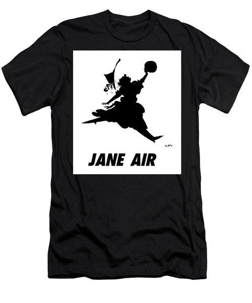Jane Air Men's T-Shirt (Athletic Fit)