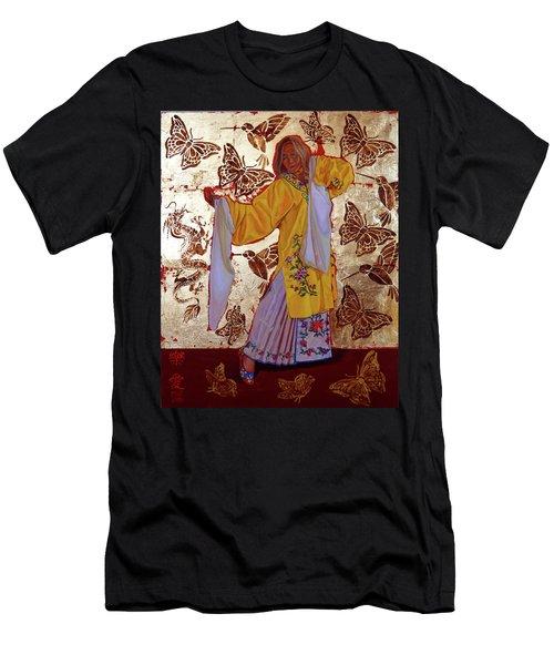 Joyful Love Men's T-Shirt (Athletic Fit)