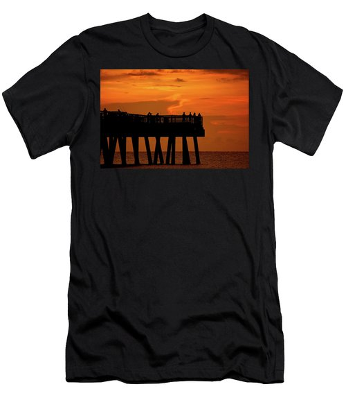 Juno Pier 5 Men's T-Shirt (Athletic Fit)