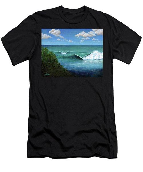 Kalana Nalu Men's T-Shirt (Athletic Fit)