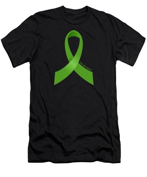 Kidney Cancer Awareness Men's T-Shirt (Athletic Fit)