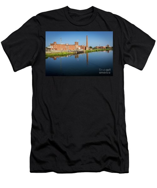 King Mill - Augusta Ga 1 Men's T-Shirt (Athletic Fit)