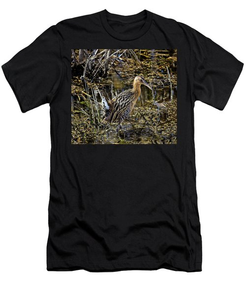 Largest North American Rail Men's T-Shirt (Athletic Fit)