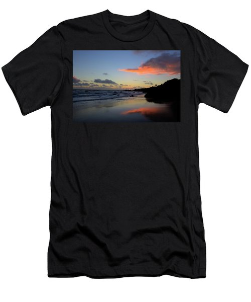 Leo Carrillo Sunset II Men's T-Shirt (Athletic Fit)