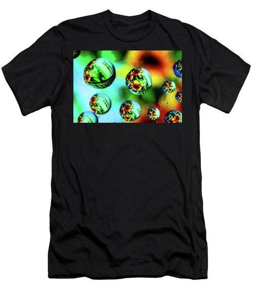 Liquid Lenses Men's T-Shirt (Athletic Fit)