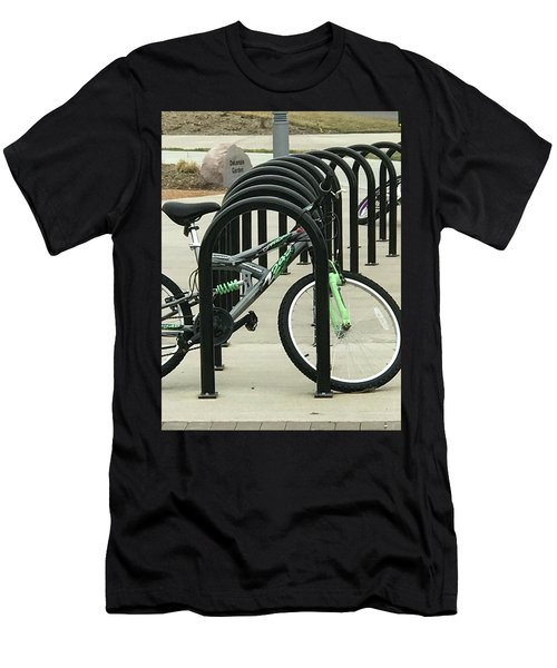 Locked Up Men's T-Shirt (Athletic Fit)