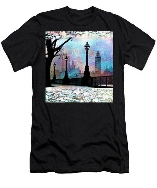 London Night Men's T-Shirt (Athletic Fit)