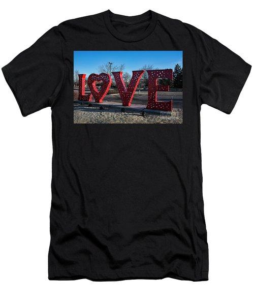 Loveland Men's T-Shirt (Athletic Fit)