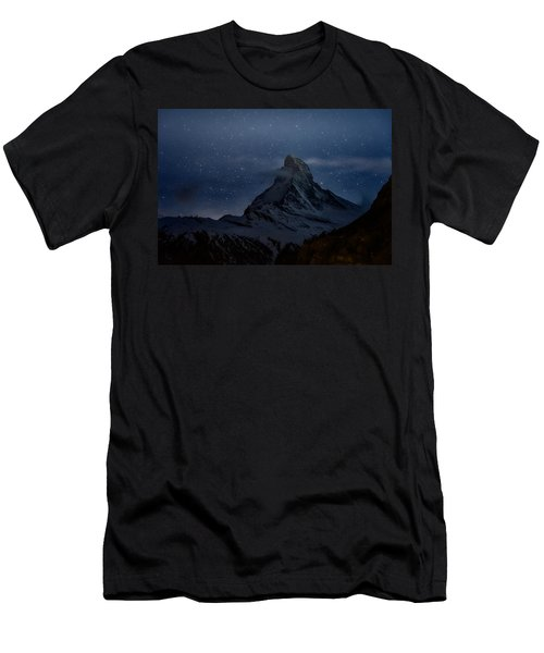Magical Matterhorn Men's T-Shirt (Athletic Fit)