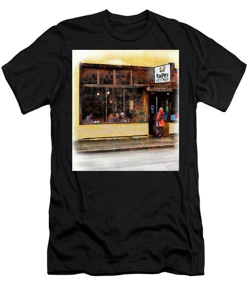 Magpies Men's T-Shirt (Athletic Fit)