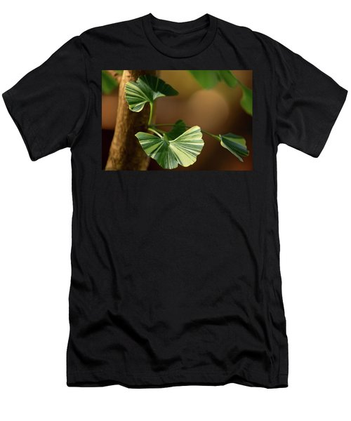 Men's T-Shirt (Athletic Fit) featuring the photograph Maidenhair Tree by Dale Kincaid