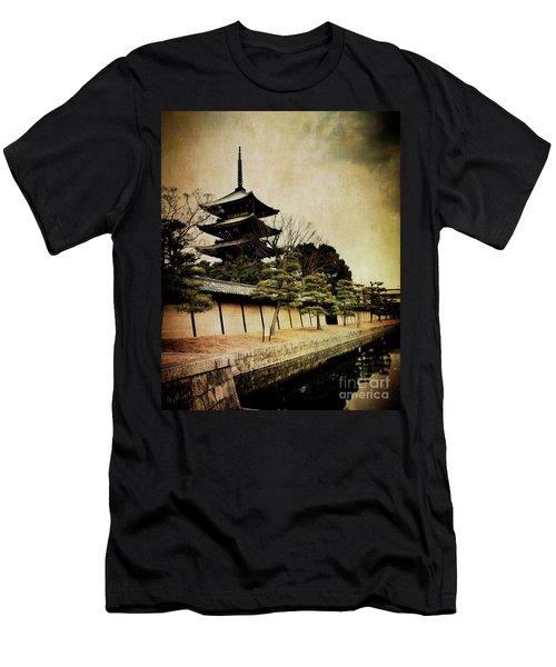 Memories Of Japan 4 Men's T-Shirt (Athletic Fit)