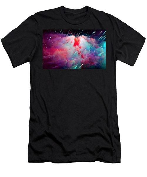 Meteor Men's T-Shirt (Athletic Fit)