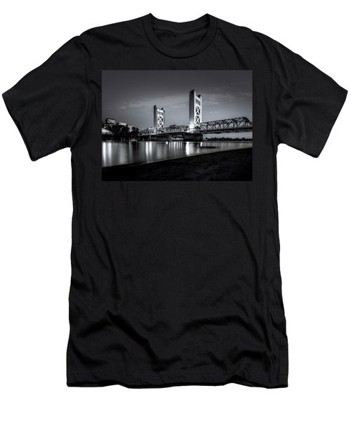 Midnight Hour- Men's T-Shirt (Athletic Fit)